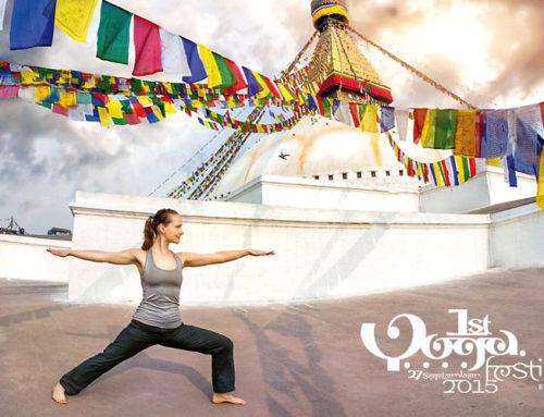 1e Yoga Festival Westland 27 sept. 2015