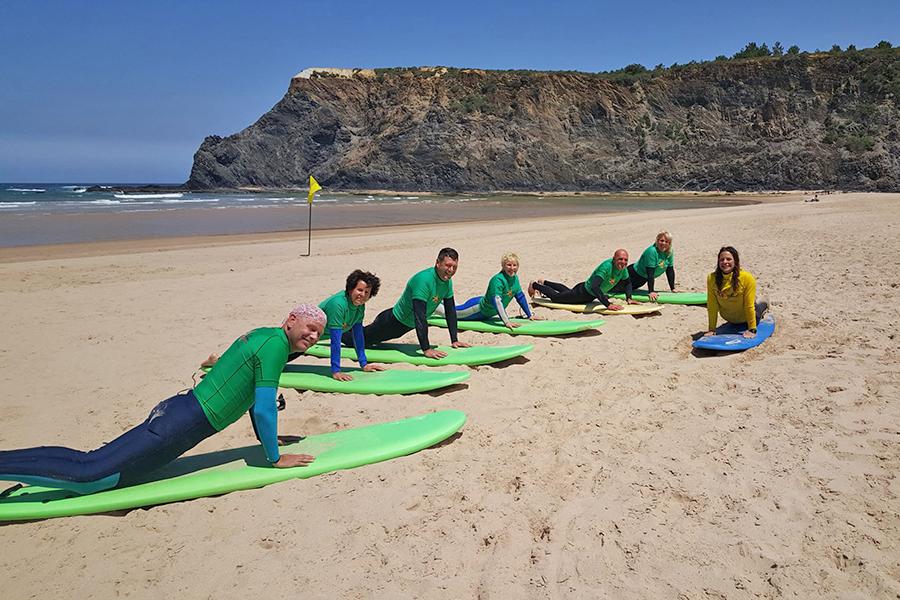 Travel Senze Surfles